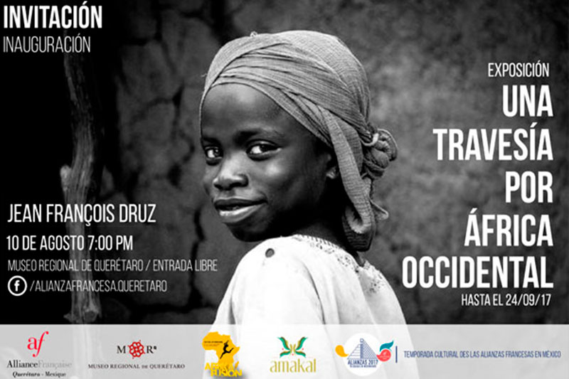 EXPOSICIÓN: UNA TRAVESÍA POR ÁFRICA OCCIDENTAL