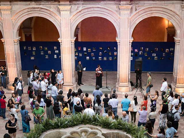 Convocatorias y exposiciones artísticas e investigativas