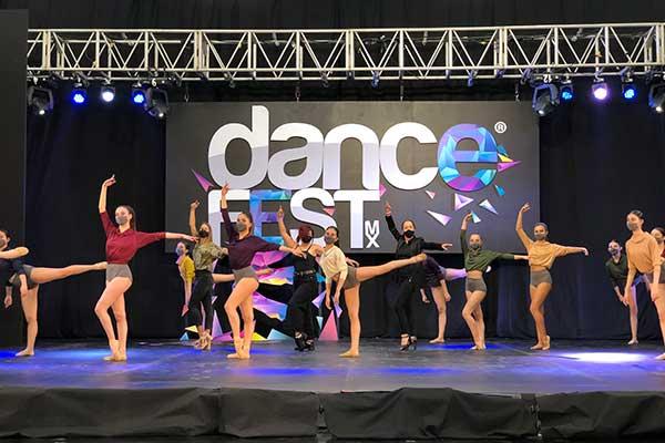 PARTICIPACIÓN DE CENTRO PROART EN DANCE FEST MX 2021 EL 24 DE ABRIL
