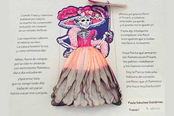 4 DE OCTUBRE, CONVOCATORIA AL CONCURSO / EXPOSICIÓN SOBRE TRADICIONES MEXICANAS POR DÍA DE MUERTOS